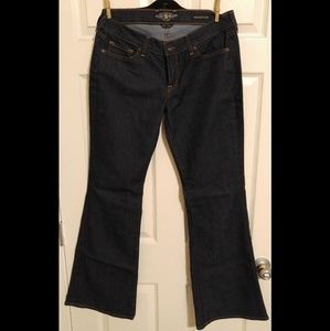 Lucky Brand Charlie Flare Jeans